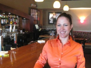 Ali Hill, wine sales and sommelier student